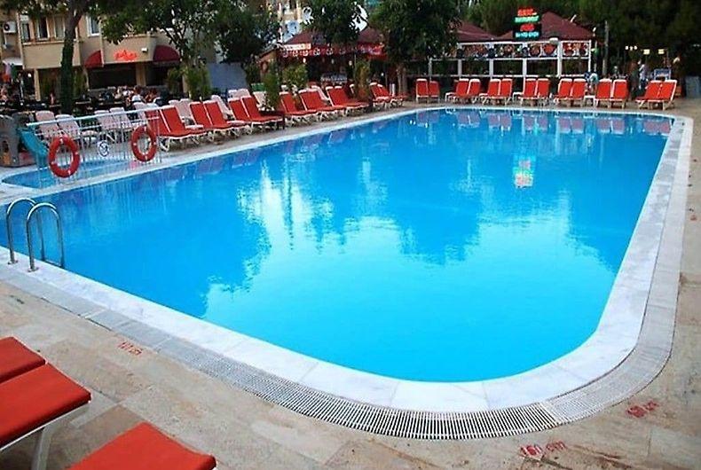Club Troy Hotel Residence Marmaris